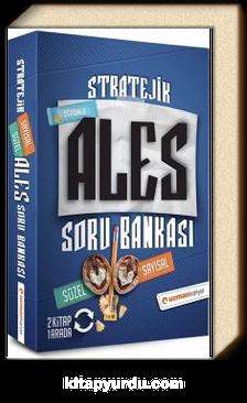 ALES Sözel Sayısal Bölüm Stratejik Çözümlü Soru Bankası