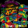 Click Clack Puzzle 192 Parça(01903)