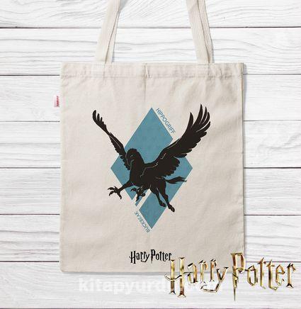 Askılı Bez Çanta - Harry Potter - Hippogriff (BK-HP124) Lisanslı Ürün