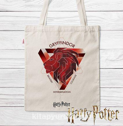 Askılı Bez Çanta - Harry Potter - Determination (BK-HP120) Lisanslı Ürün