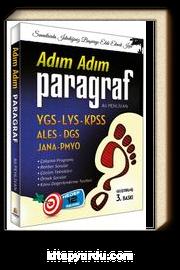 Adım Adım Paragraf & YGS-LYS-KPSS-ALES-DGS-JANA-PMYO