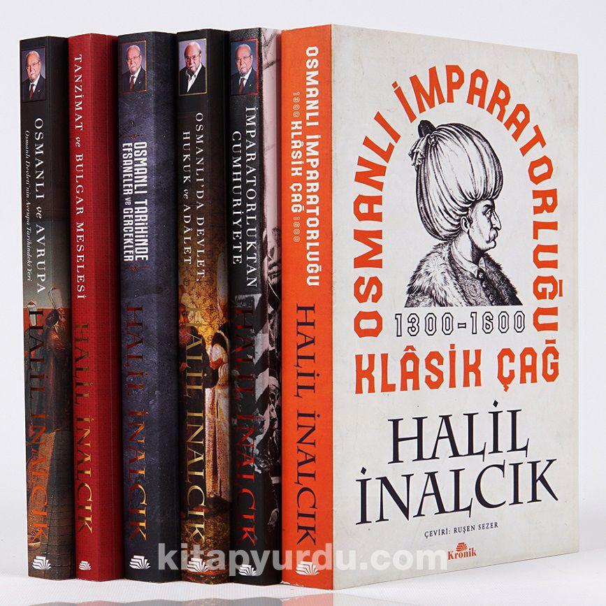Halil İnalcık Seti (6 Kitap) - Prof. Dr. Halil İnalcık pdf epub