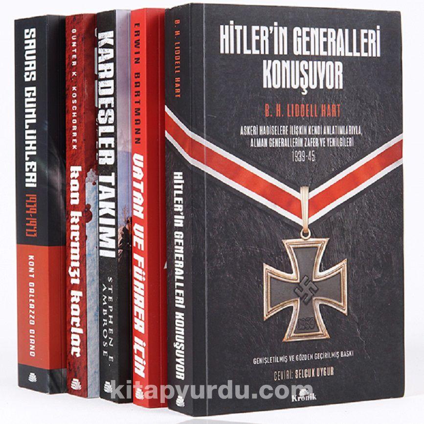 İkinci Dünya Savaşı Seti (5 Kitap) - Kollektif pdf epub