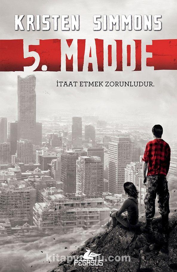5. Madde - Kristen Simmons pdf epub