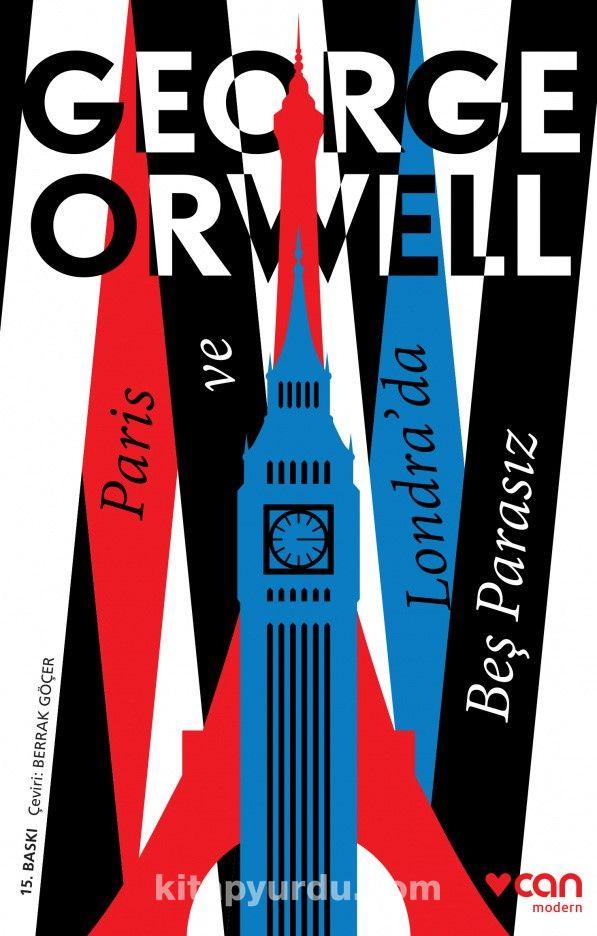 Paris ve Londra'da Beş Parasız PDF Kitap İndir