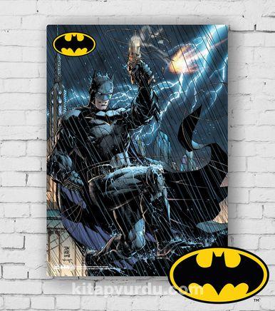 Ahşap Poster - Batman - The Dark Knight (BK-BT161) Lisanslı Ürün