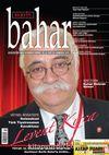 Berfin Bahar Aylık Kültür Sanat ve Edebiyat Dergisi Kasım 2015 Sayı:213