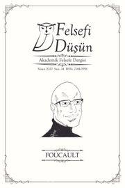 Felsefi Düşün Akademik Felsefe Dergisi Sayı:14 Foucault