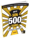 AYT Son 500 Soru Matematik-Geometri