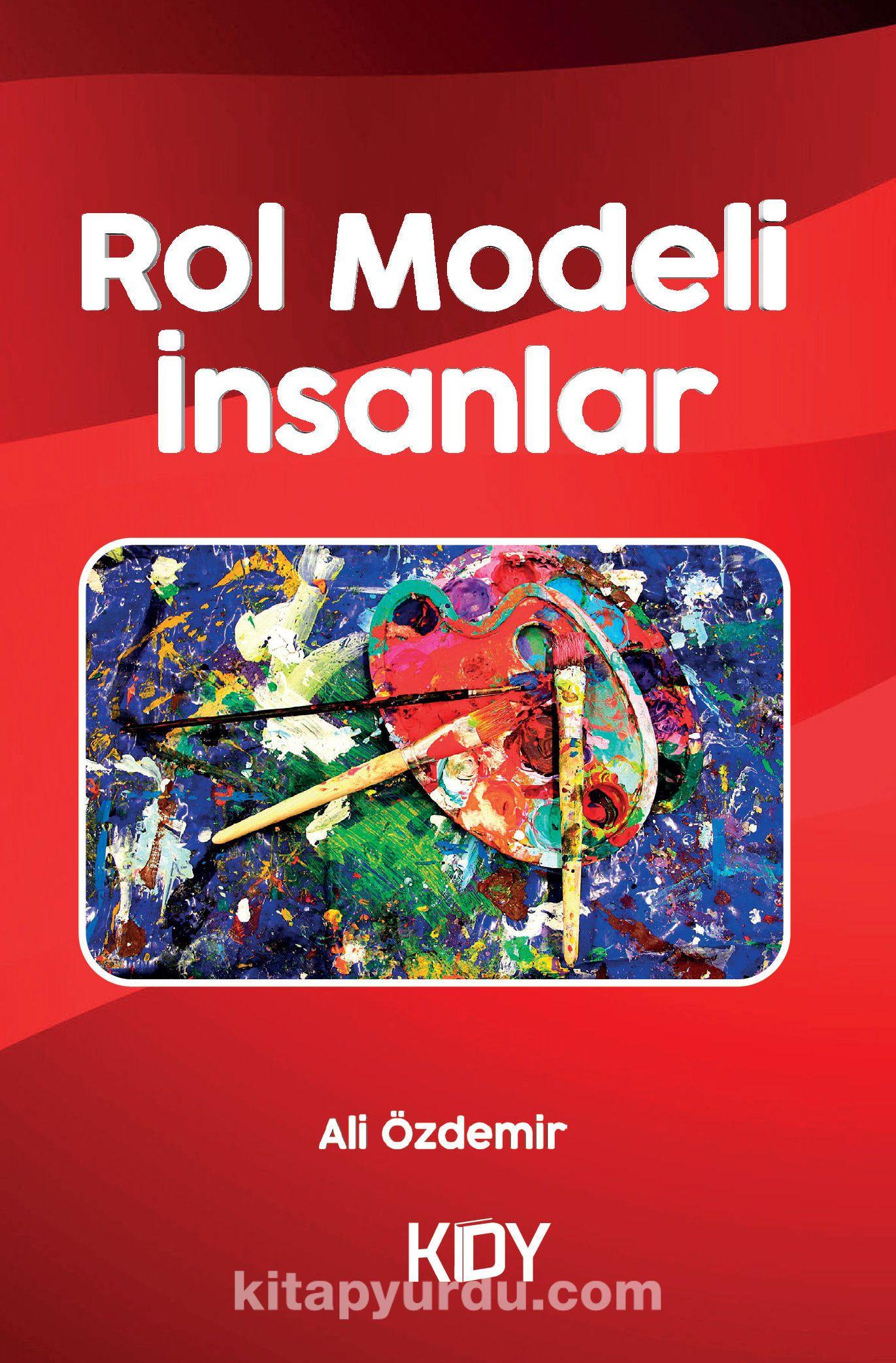 Rol Modeli İnsanlar - Ali Özdemir pdf epub
