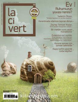 Lacivert Yaşam Kültürü Dergisi Sayı: 68 Mayıs 2020