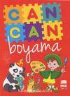 Can Can Boyama (Renkli Örnekli)