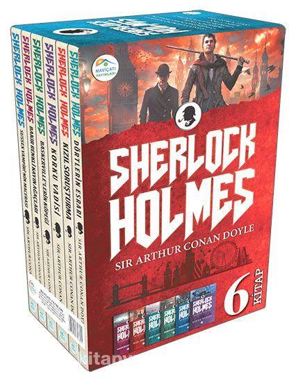 Sherlock Holmes Seti (6 Kitap Kutulu)