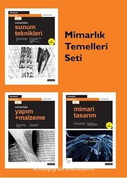 Mimarlık Temelleri Seti (3 Kitap)