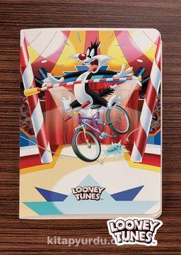 Looney Tunes - Sylvester - Dokun Hisset Serisi (AD-LT012) Lisanslı Ürün (Cep Boy) Lisanslı Ürün