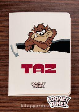 Looney Tunes - Taz - Dokun Hisset Serisi (AD-LT010) Lisanslı Ürün (Cep Boy) Lisanslı Ürün