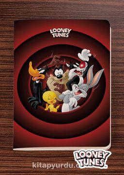 Looney Tunes - That' All Folks - Dokun Hisset Serisi (AD-LT009) Lisanslı Ürün (Cep Boy) Lisanslı Ürün