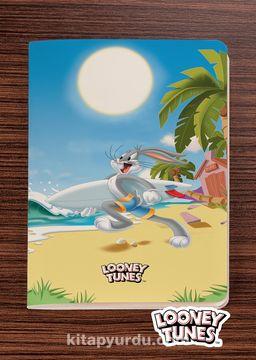Looney Tunes - Beach Day - Dokun Hisset Serisi (AD-LT004) Lisanslı Ürün (Cep Boy) Lisanslı Ürün