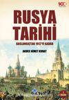 Rusya Tarihi / Başlangıcından 1917'ye Kadar