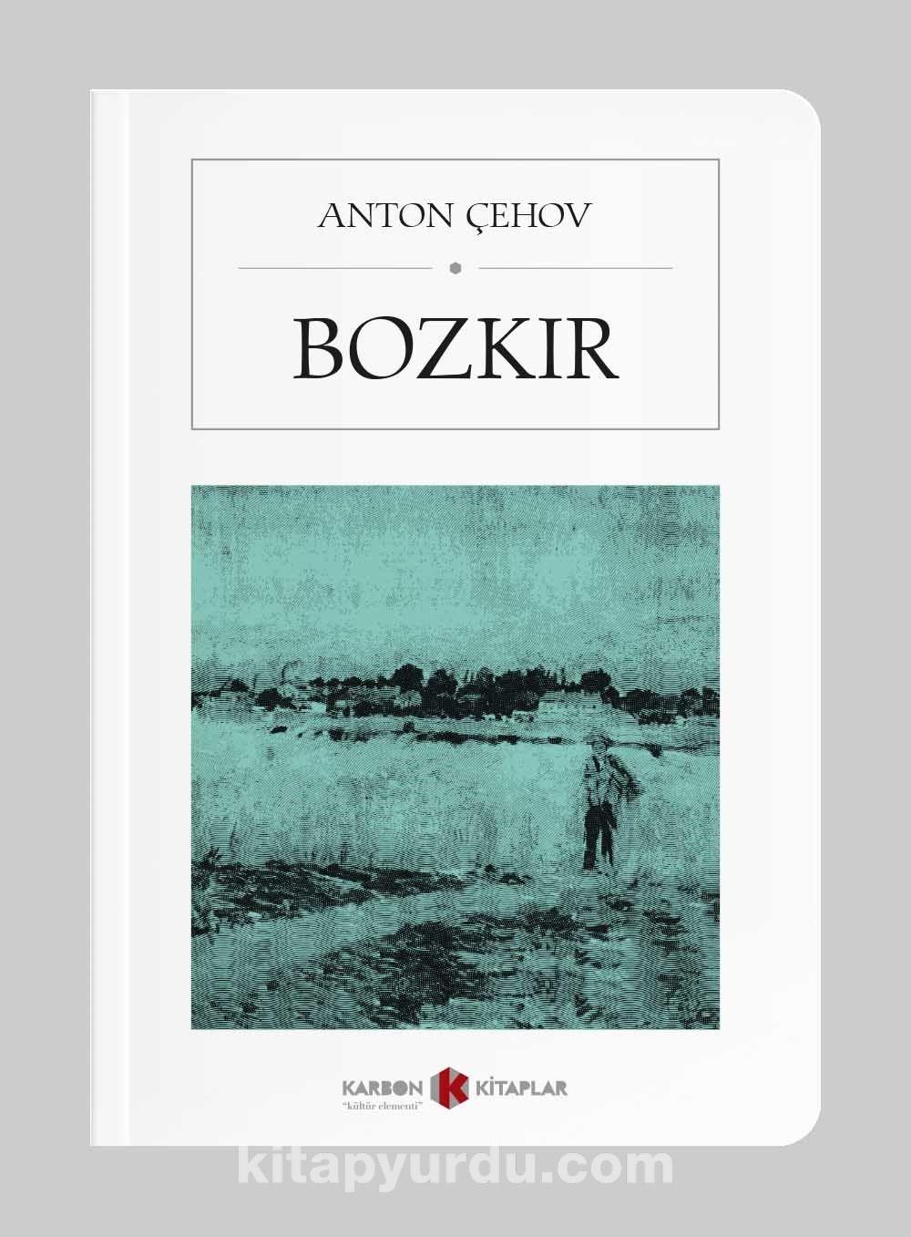 Bozkır (Cep Boy) - Anton Çehov pdf epub