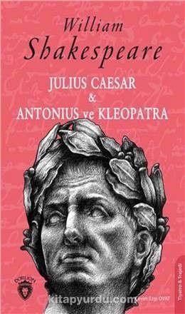 Julius Caesar - Antonius ve Kleopatra - William Shakespeare pdf epub