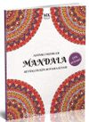 Ahenkli Renkler / Büyükler İçin Boyama Kitabı Mandala