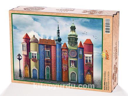 Kitap Kasabası Ahşap Puzzle 3000 Adet (KT77-MMM)