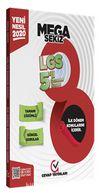 MEGA 8 LGS 5 'li Sayısal Sözel İlk Dönem Konuları Deneme Sınavı