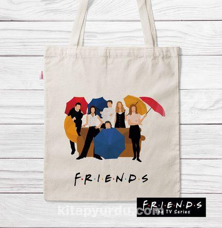 Askılı Bez Çanta - Friends - There For You (BK-FR189