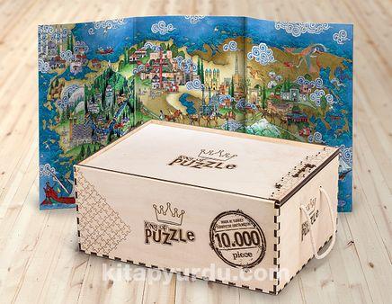 İpekyolu Ahşap Puzzle 10.000 Parça (TS102-10M)