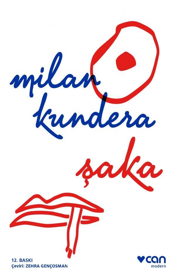 Şaka - Milan Kundera pdf epub