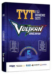 Voltran TYT Karması 5 Farklı Yayın 5 Deneme