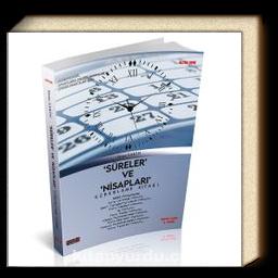 Türk Hukukunda Süreler ve Nispatları Ezberleme Kitabı