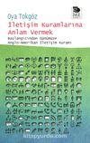 İletişim Kuramlarına Anlam Vermek & Başlangıcından Günümüze Anglo-Amerikan  İletişim Kuramı