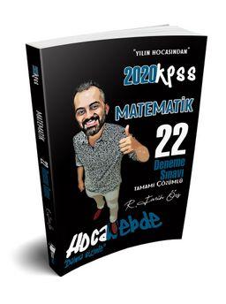 2020 KPSS Matematik Tamamı Çözümlü 22 Deneme