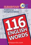Elementary 116 English Words Kartları