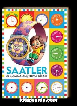 Saatler / Uygulama Alıştırma Kitabı
