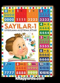 Sayılar 1 / Uygulama Alıştırma Kitabı
