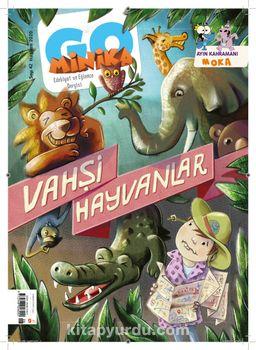 minikaGO Aylık Çocuk Dergisi Sayı: 42 Haziran 2020