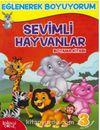 Eğlenerek Boyuyorum / Sevimli Hayvanlar