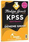 KPSS Eğitim Bilimleri Türkiye Geneli 3 Deneme Sınavı