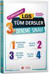 LGS 1. Dönem Tüm Dersler 3'lü Deneme Sınavı