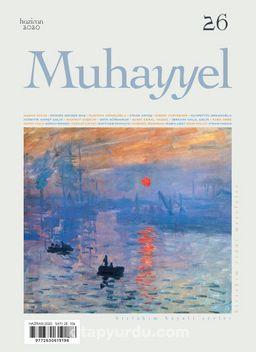 Muhayyel Dergisi Sayı:26 Haziran 2020