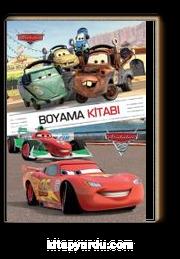 Disney Arabalar Boyama Kitabı Kollektif Kitapyurducom