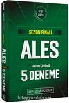 2020 Sezon Finali ALES Tamamı Çözümlü 5 Deneme