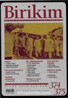 Birikim Aylık Sosyalist Kültür Dergisi Sayı:374-375 Haziran-Temmuz 2020