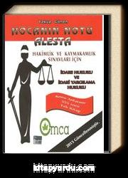 Hocanın Notu Alesta (Hakimlik ve Kaymakamlık Sınavları İçin)