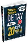 2020 KPSS Detay Tarih Tamamı Çözümlü 20 Deneme