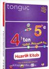 4'ten 5'e Hazırlık Kitabı (Türkçe-Matematik-Fen)