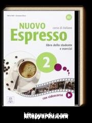 Nuovo Espresso 2 (A2) +Dvd (İtalyanca Orta-Alt Seviye)